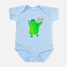 Later, Gator! Infant Bodysuit