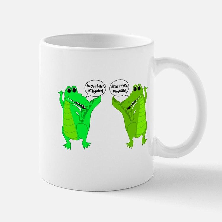 Later, Gator! Mug