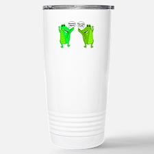 Later, Gator! Stainless Steel Travel Mug