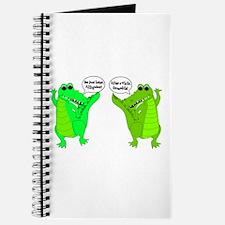 Later, Gator! Journal