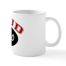 Proud Abuelo (black & red) Mug