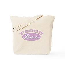 Proud Babcia Tote Bag