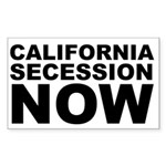 California Secession Sticker