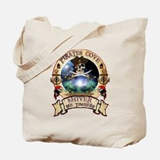 Pirates Cove Tote Bag