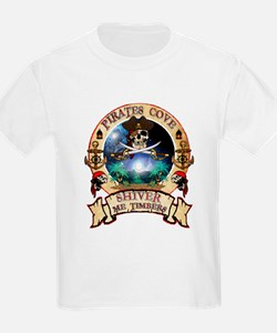 Pirates Cove T-Shirt