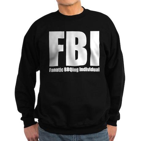 Fanatic BBQing Individual Sweatshirt (dark)