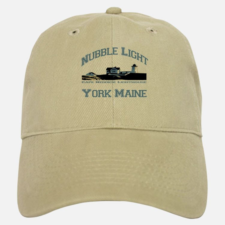 York, Maine Baseball Baseball Cap