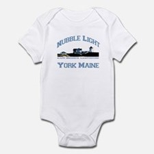 York, Maine Infant Bodysuit