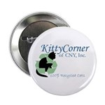 "Kitty Corner 2.25"" Button (10 pack)"