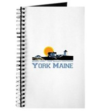 York, Maine Journal