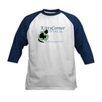 Kitty Corner Kids Baseball Jersey