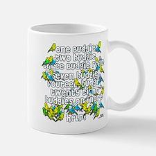 Budgies!! Mug