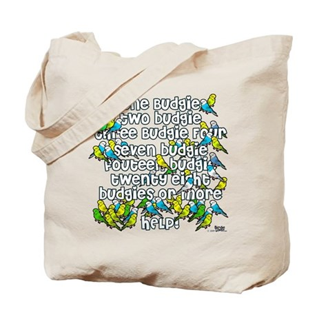 Budgies!! Tote Bag