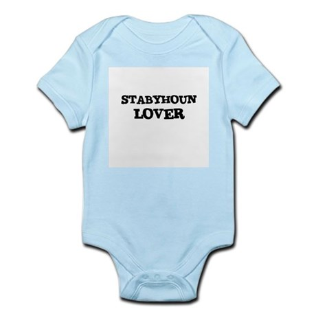 STABYHOUN LOVER Infant Creeper