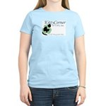 Kitty Corner Women's Light T-Shirt