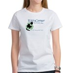 Kitty Corner Women's T-Shirt