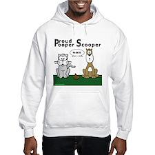 Proud Pooper Scooper-2 Hoodie