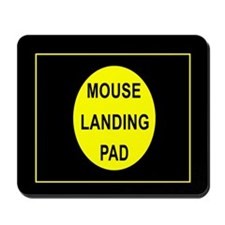 Mouse Landing Pad