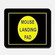 Mouse Landing Pad