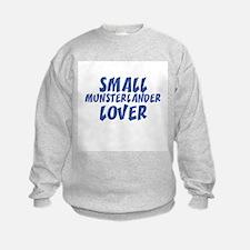 SMALL MUNSTERLANDER LOVER Sweatshirt