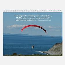Wall Calendar: Jonathan Lockwood Huie Quotes