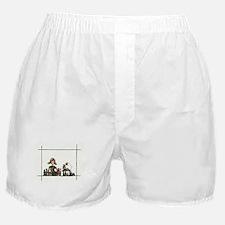 Funny Manger Boxer Shorts
