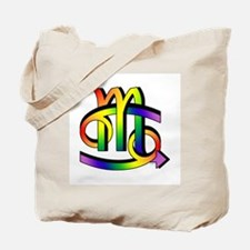 GLBT Cancer & Scorpio Tote Bag