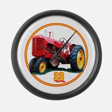 Ferguson tractor Large Wall Clock