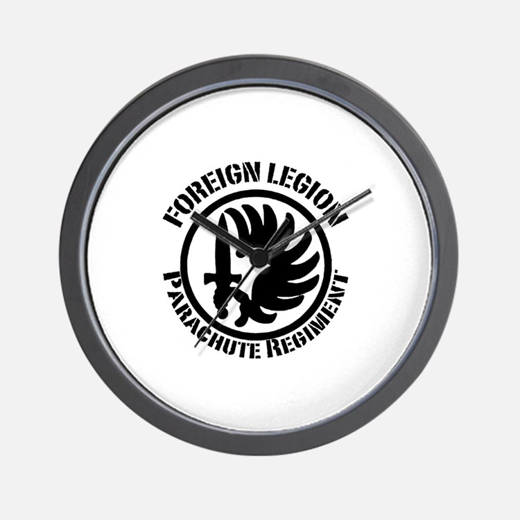 Foreign Legion Wall Clock