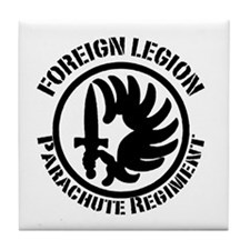 Foreign Legion Tile Coaster