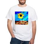 God Bless California! White T-Shirt