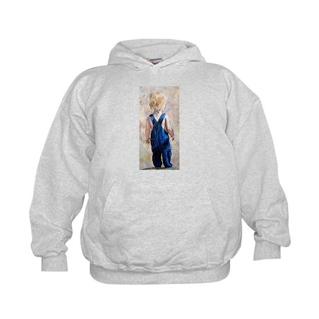 A Moment in Time Kids Hoodie