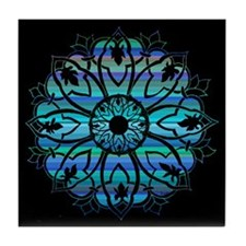 Valium Pane Tile Coaster