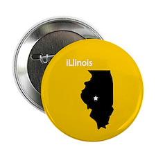 "iLlinois 2.25"" Button (10 pack)"