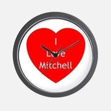 SG Love Mitchell Wall Clock