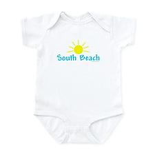 South Beach Sun - Infant Creeper