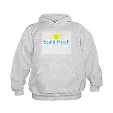 South Beach Sun - Hoodie