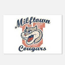 Milftown Cougars Postcards (Package of 8)