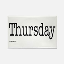 Thursday - On a Rectangle Magnet