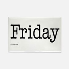 Friday - On a Rectangle Magnet