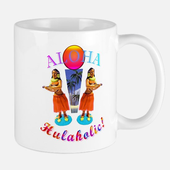 Hulaholic! Mug