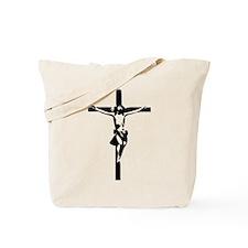 Jesus - Crucifix Tote Bag