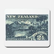 New Zealand Pictorials Mousepad