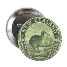 "New Zealand Pictorials 2.25"" Button"