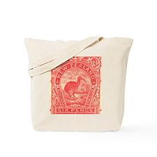 New Zealand Pictorials Tote Bag