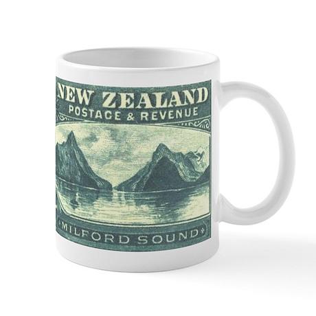 New Zealand Pictorials Mug