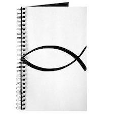 Jesus Fish Journal