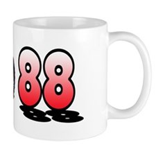 MasseyFerguson88-bev Mugs
