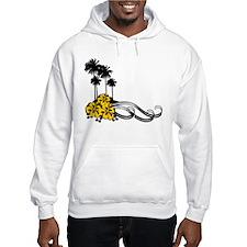 Hibiscus & Palms Hoodie