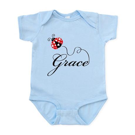 Ladybug Grace Infant Bodysuit